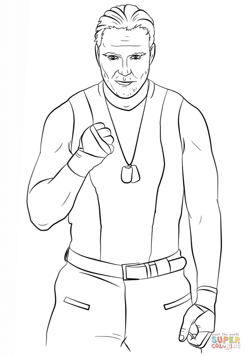 Coloring Pages Cm Punk Coloring Pages wwe coloring pages cm punk az dean ambrose page free printable pages