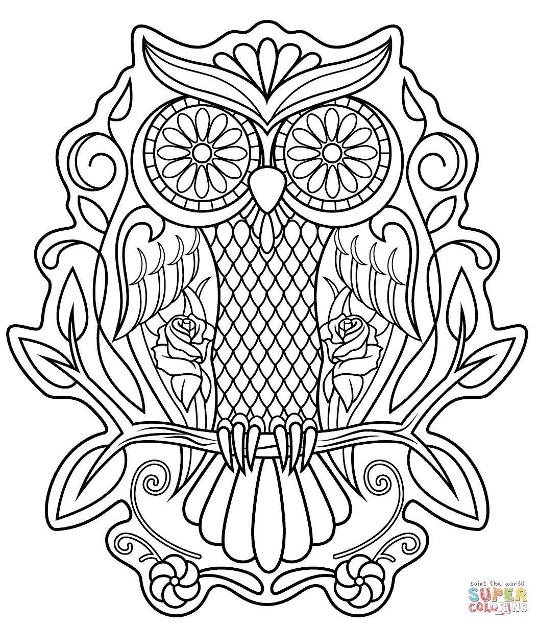 sugar skull art coloring pages coloring home
