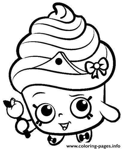 Print Shopkins For Kids Coloring Pages Free Printable - Coloring Home