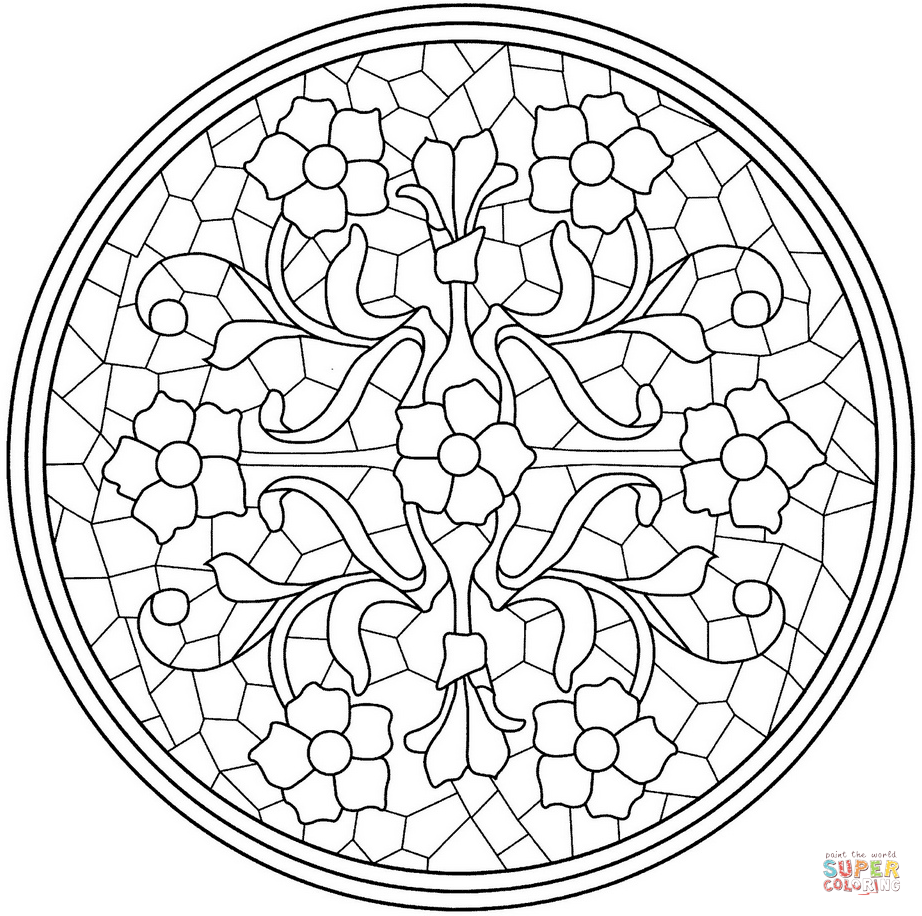 tiles coloring pages coloring home