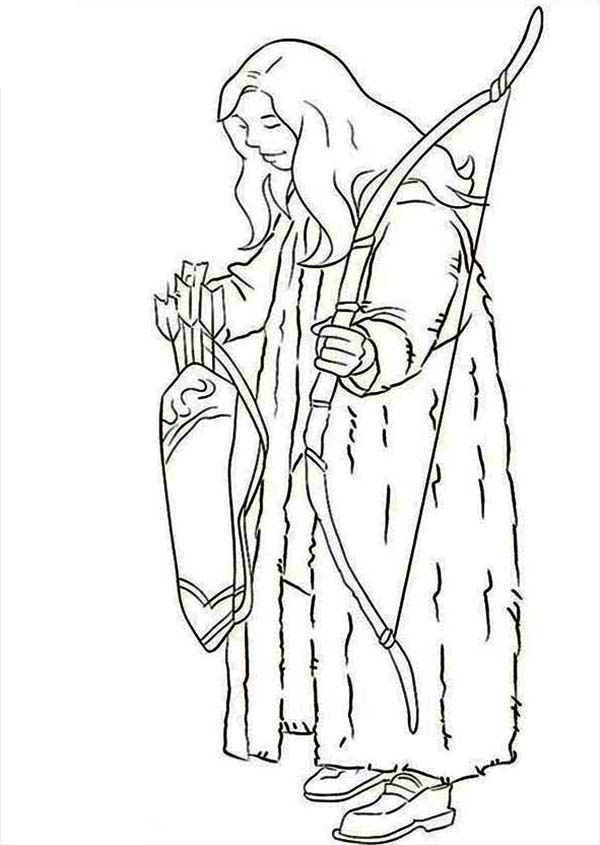 narnia coloring pages free - photo#14