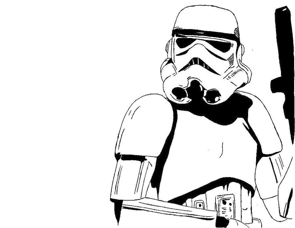 10 Pics of Star Wars Stormtrooper Coloring Pages - Star Wars ...