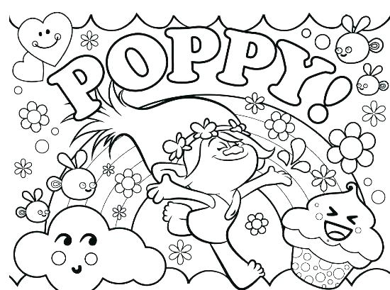 20 Excelent Free Printable Trolls Coloring Pages Picture Ideas €� Azspring  - Coloring Home