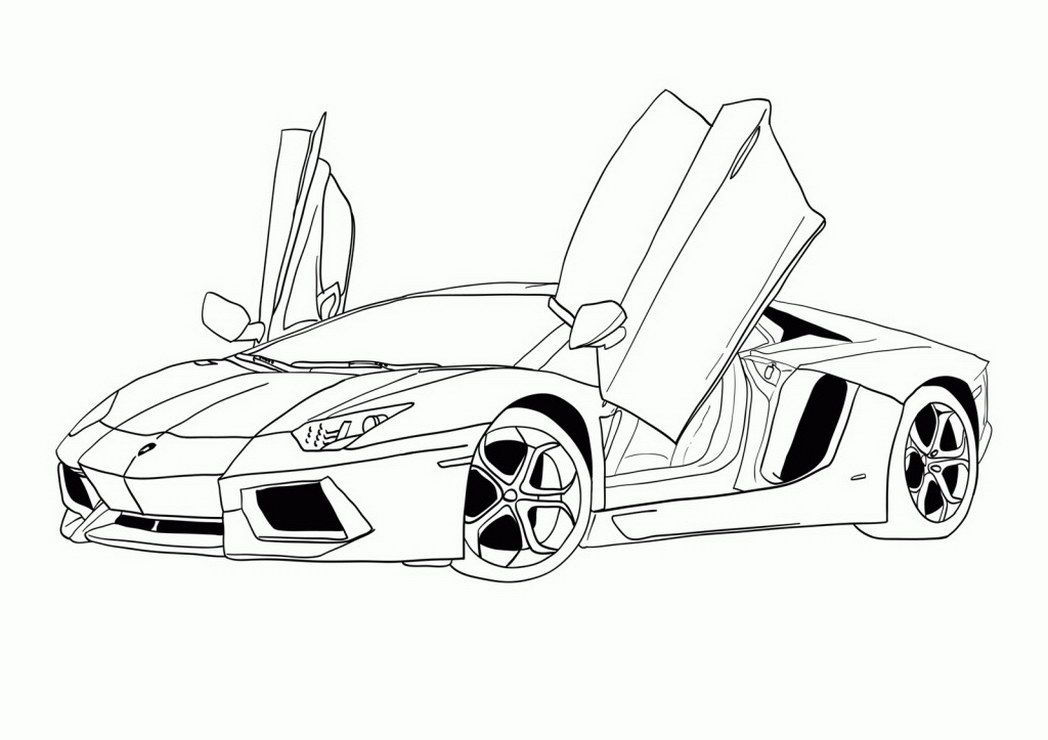 Kleurplaten Auto Ford Mustang.Mustang Car Coloring Pages Free Coloring Home