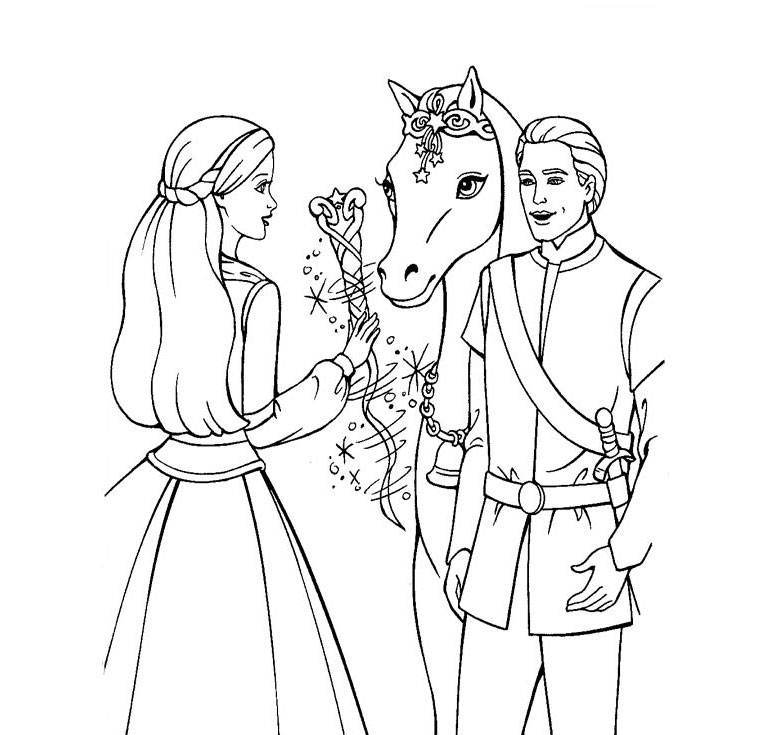Horse Coloring Pages Printable Coloring Home