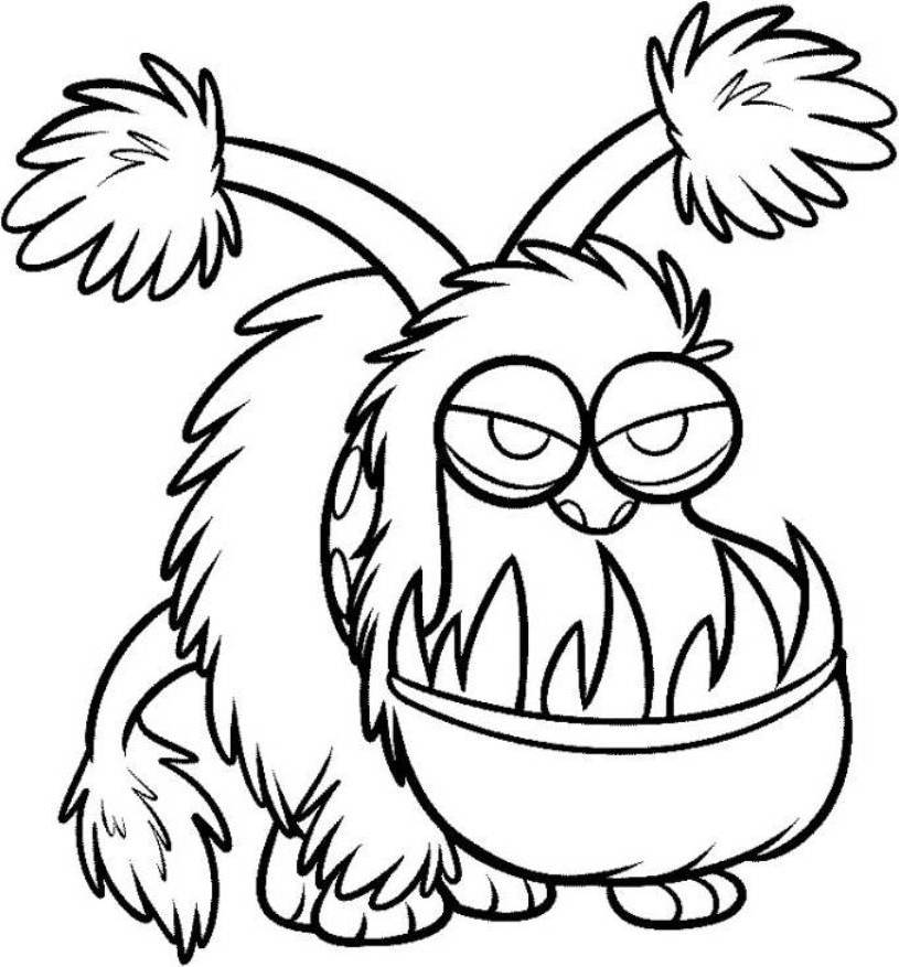 Print Kyle Despicable Me Coloring Page Or Download Kyle Despicable