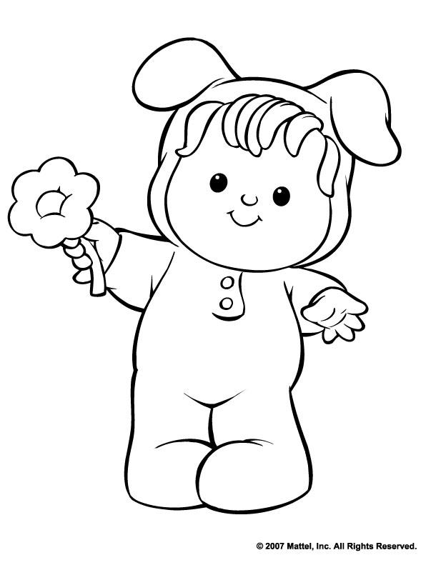 Free Fisher-Price Spring Coloring Sheets {Printable} - My 3 Little
