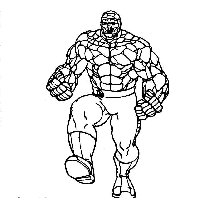 free rock man coloring pages - photo#1