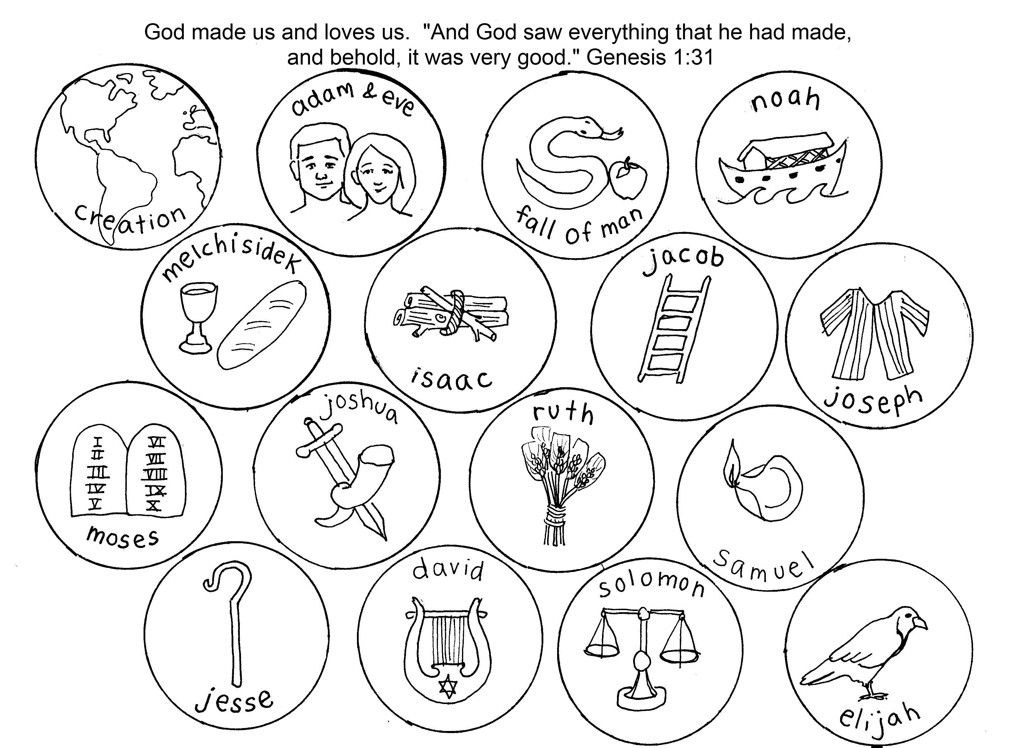 Jesse Tree Coloring Pages Az Coloring Pages Tree Ornaments Coloring Pages