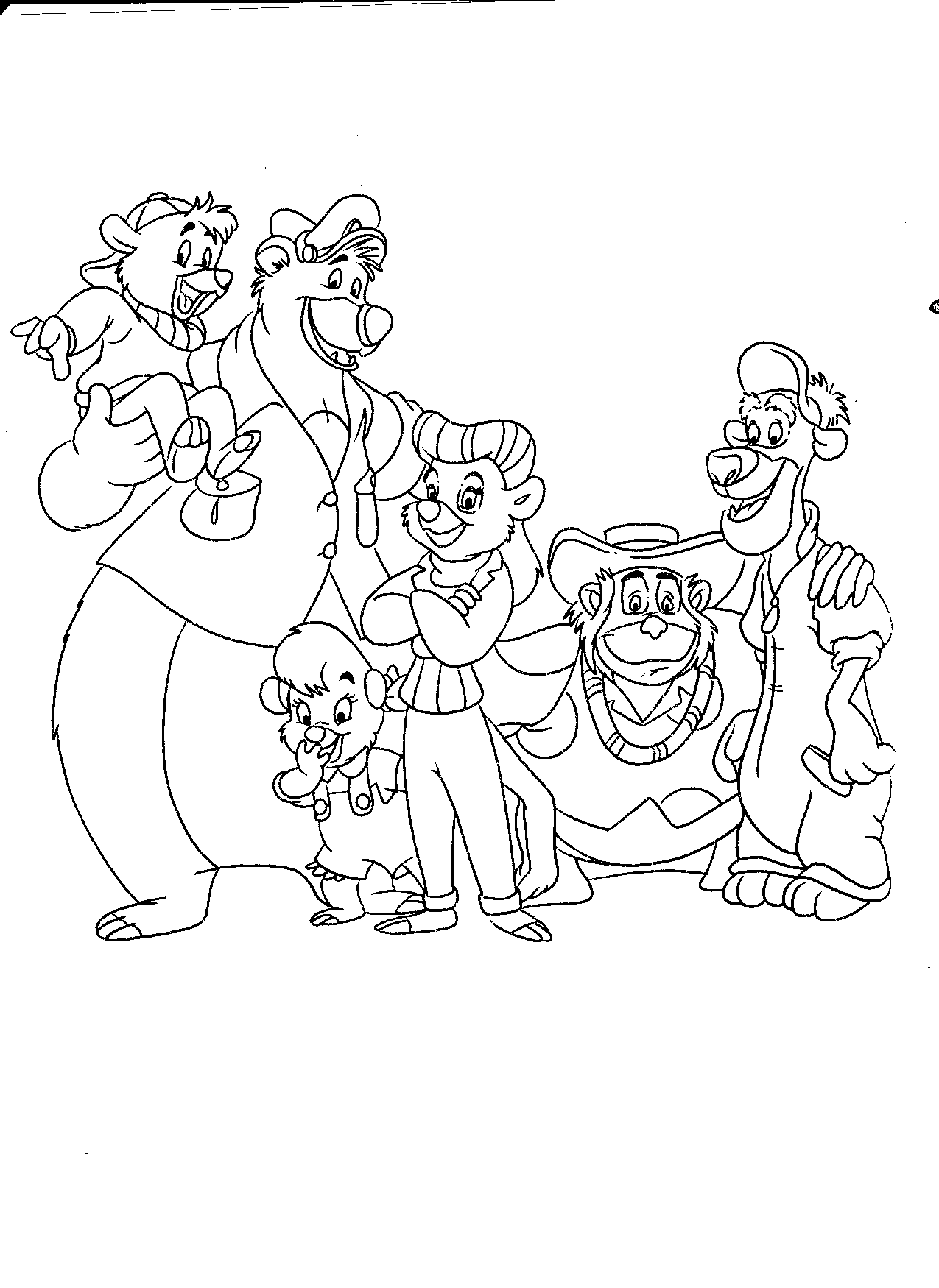 an american tail coloring pages - photo#32