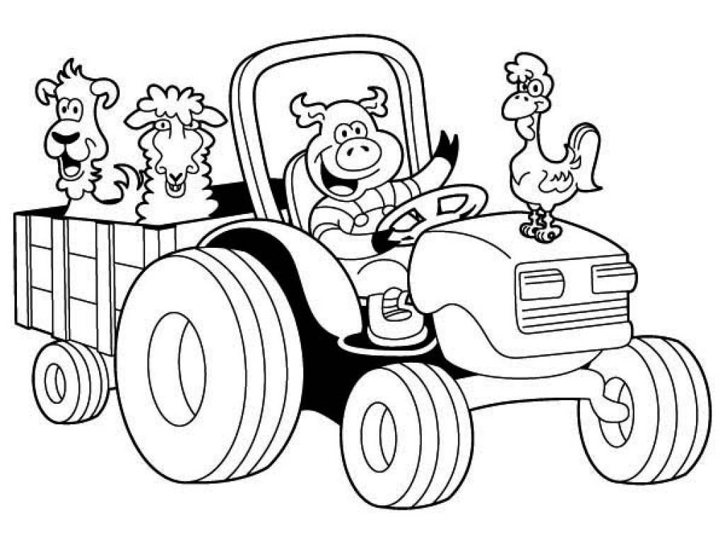 Free Farm Animal Coloring Pages, Download Free Clip Art, Free Clip ... | 768x1024