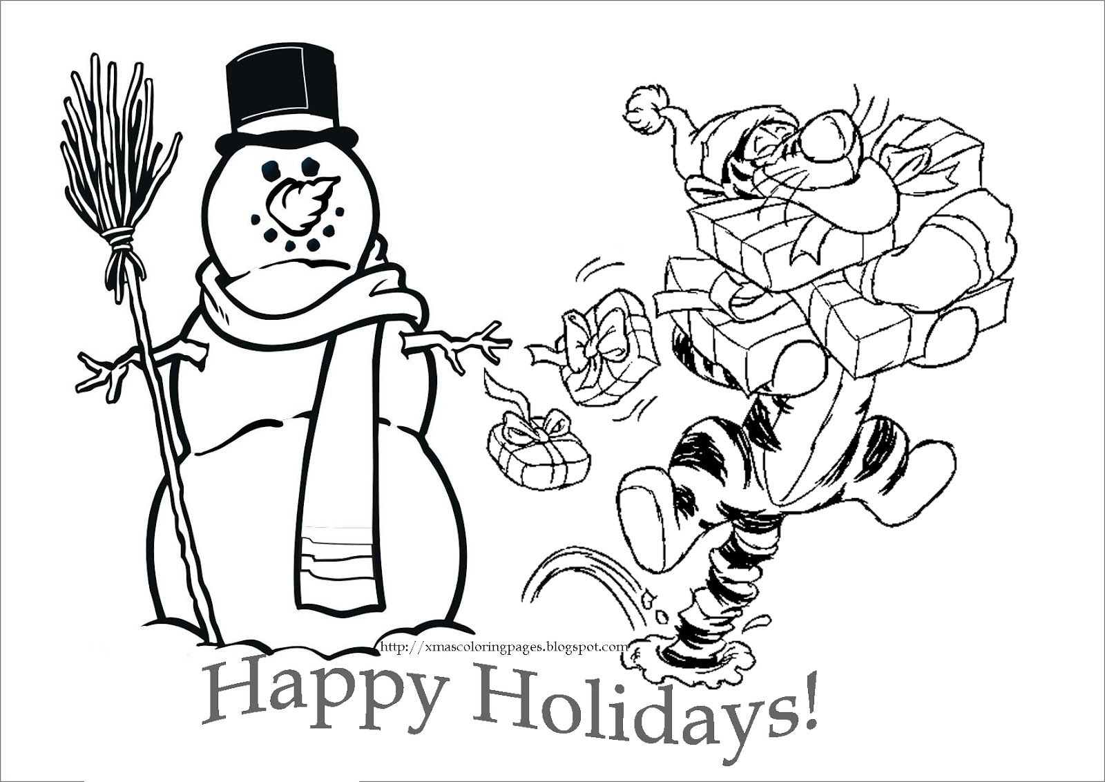 cute chistmas disney coloring pages coloring home
