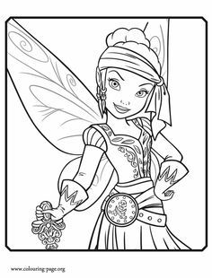 Girl Pirate Coloring Pages For Kids And For Adults Coloring Home