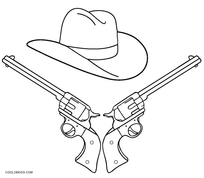 gun coloring pages rifle gun coloring page guns sniper rifle - Nerf Gun Coloring Pages Printable