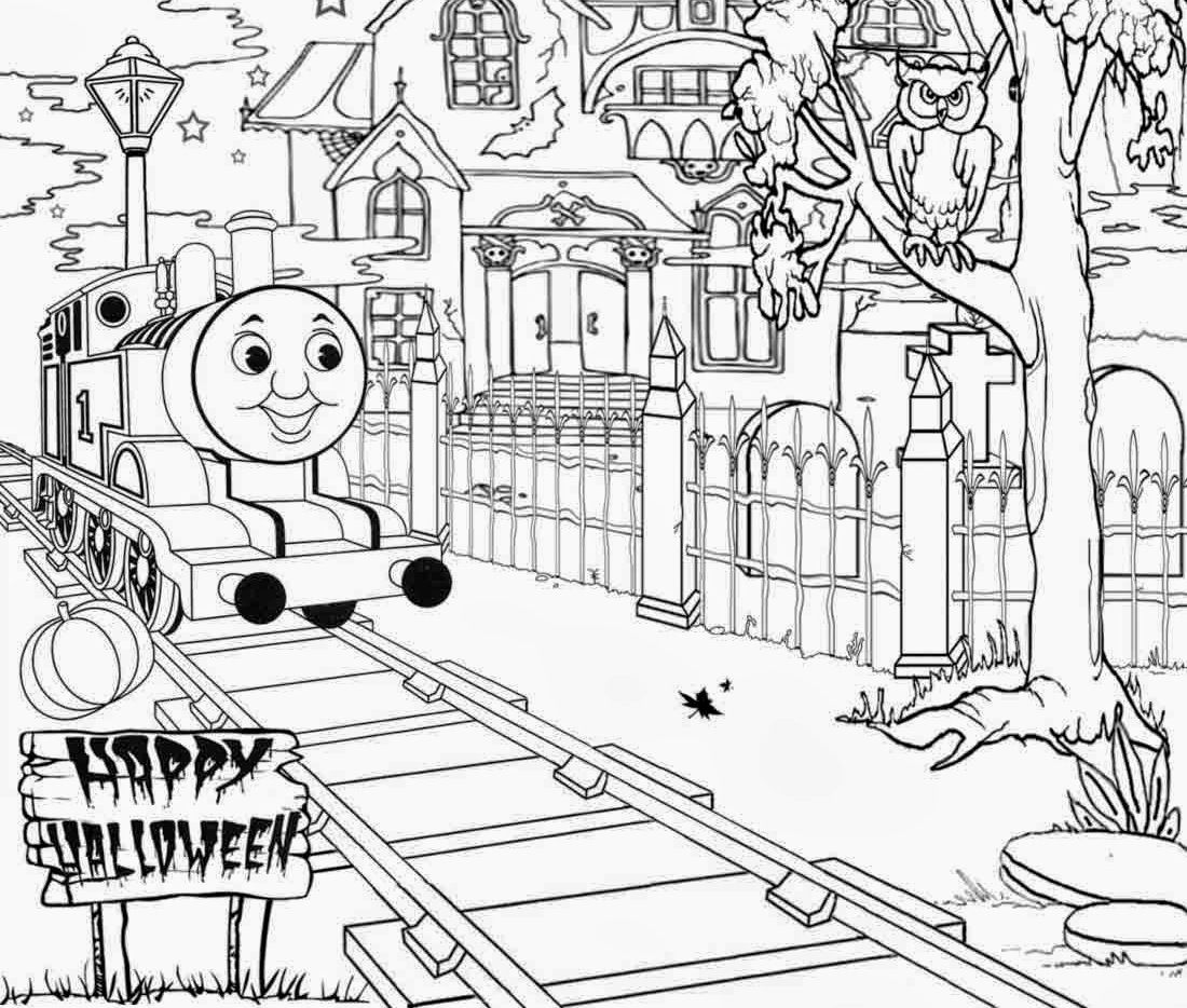 Thomas the train easter coloring pages coloring home for Thomas the train coloring pages