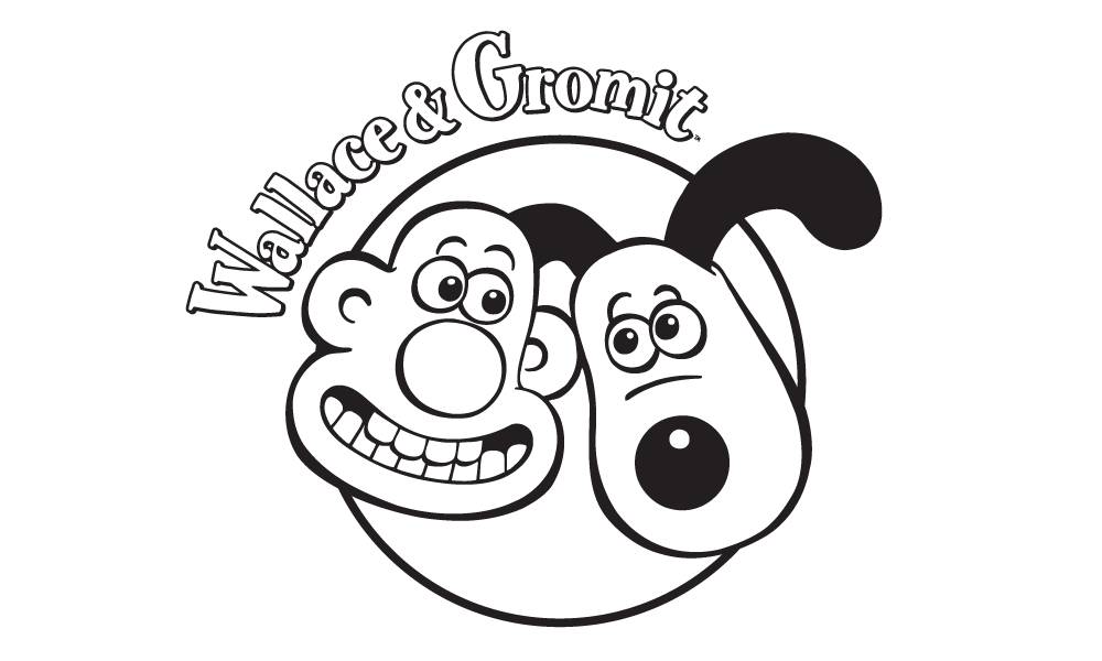 Wallace And Gromit Pictures Coloring