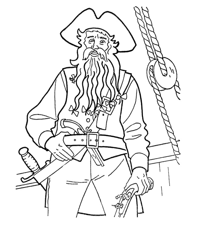 caribbean coloring pages - photo#50