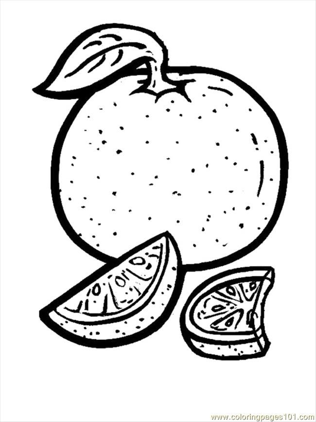 Health And Nutrition Coloring Pages - Coloring Home
