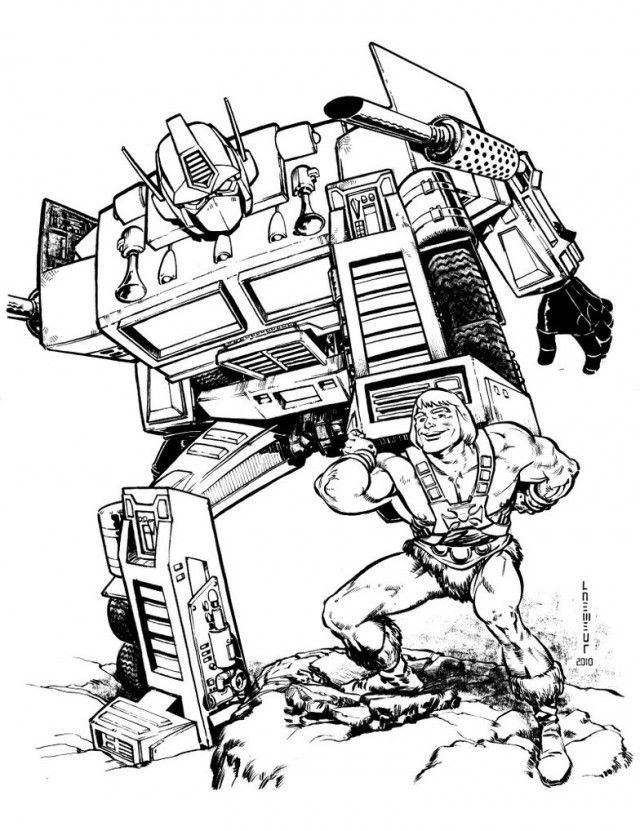 Optimus Prime G Transformers Wiki Optimus Prime Coloring Pages