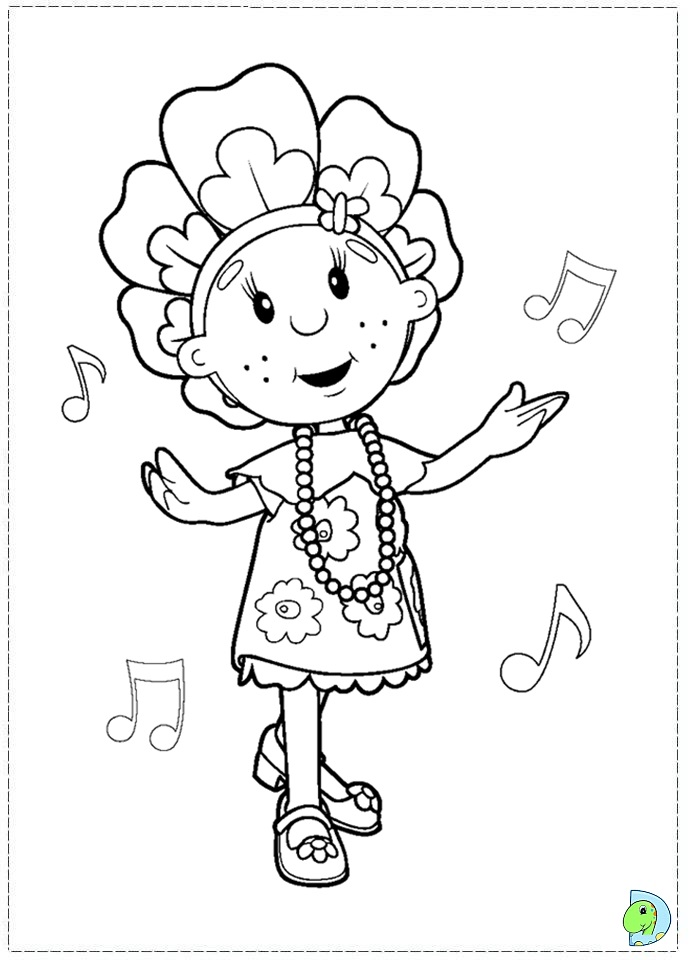 fifi coloring pages - photo#11