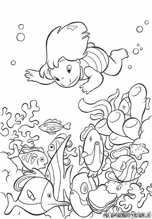 Stitch Coloring Pages Coloring