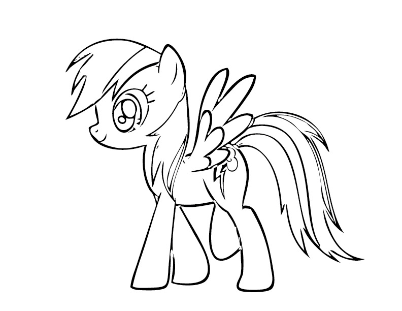 My Little Pony Coloring Pages And Games : My little pony coloring games az pages