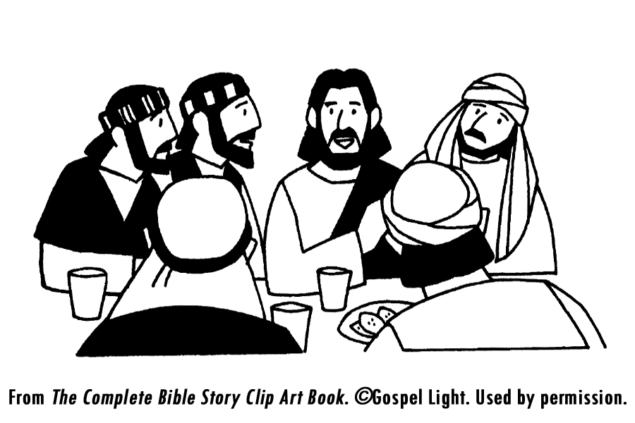 The Last Supper | Mission Bible Class