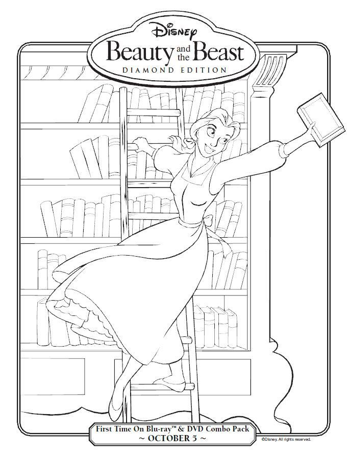 library related coloring pages - photo#14