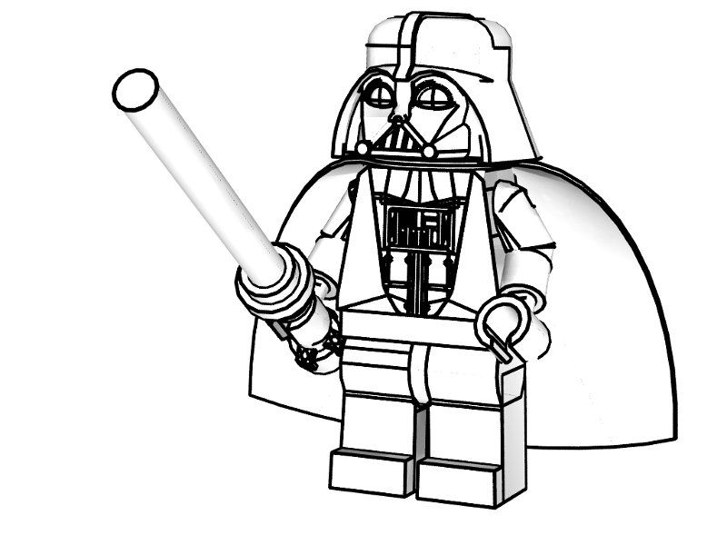 p g lego coloring pages - photo #47