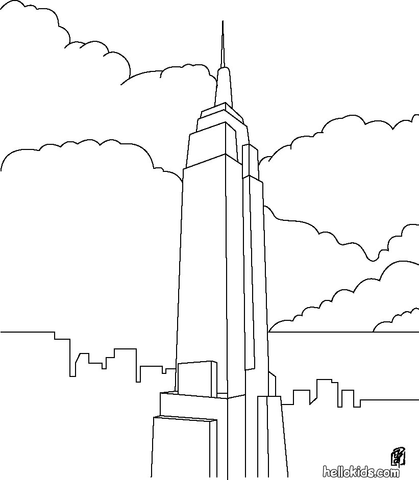 u s symbols coloring pages - photo #29