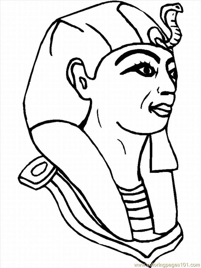 Printable Egyptian Coloring Pages Coloring Home