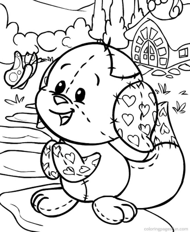 neopets coloring pages printable - photo#10
