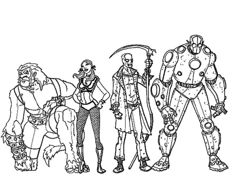 coloring pages for wizard of oz - Wizard Of Oz Coloring Pages