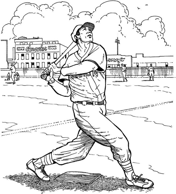 logo red sox coloring pages - photo#24