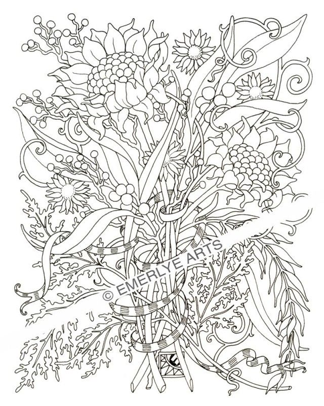 Download Advanced Coloring Pages : Color by number coloring pages for adults az