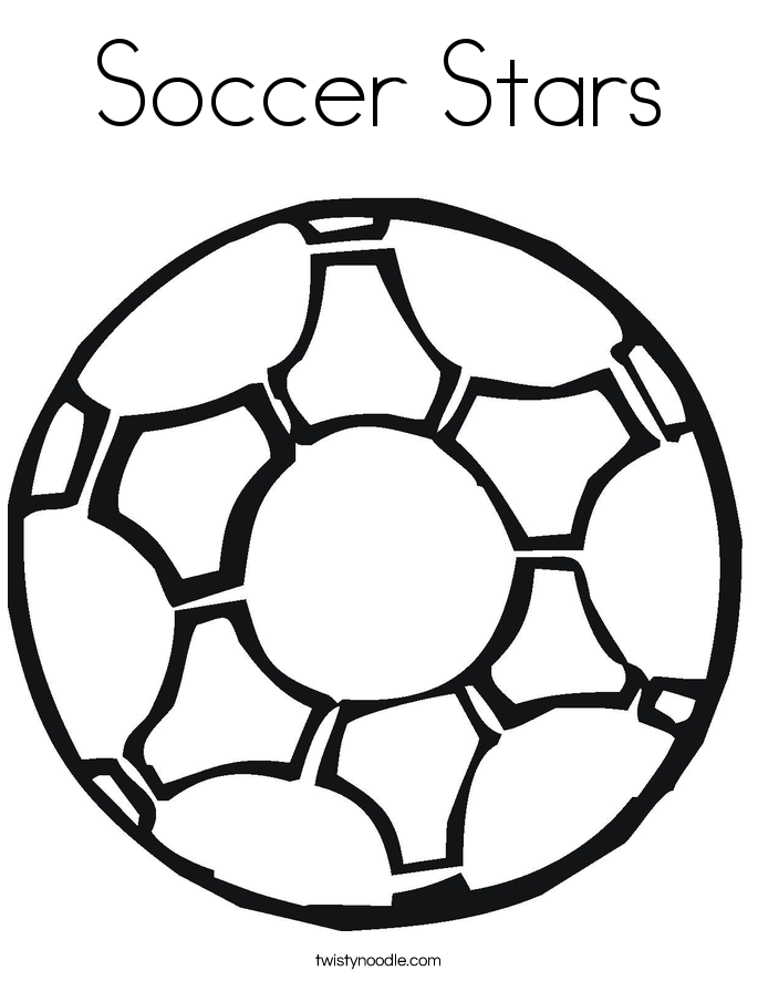 Soccer Colouring Pages : Free Soccer Coloring Pages Coloring Home