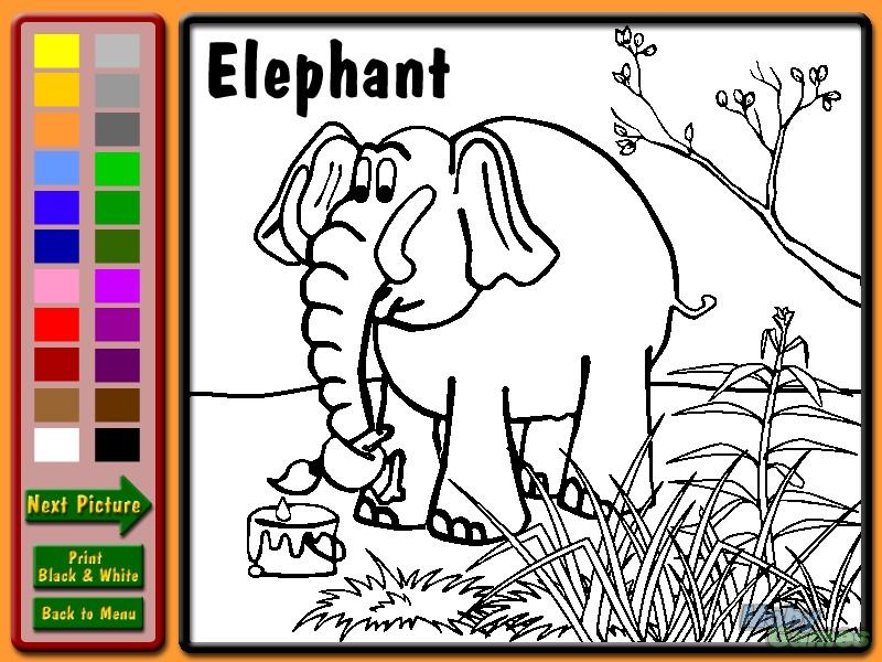 Animals of africa screenshots for windows mobygames az Coloring book for windows 7