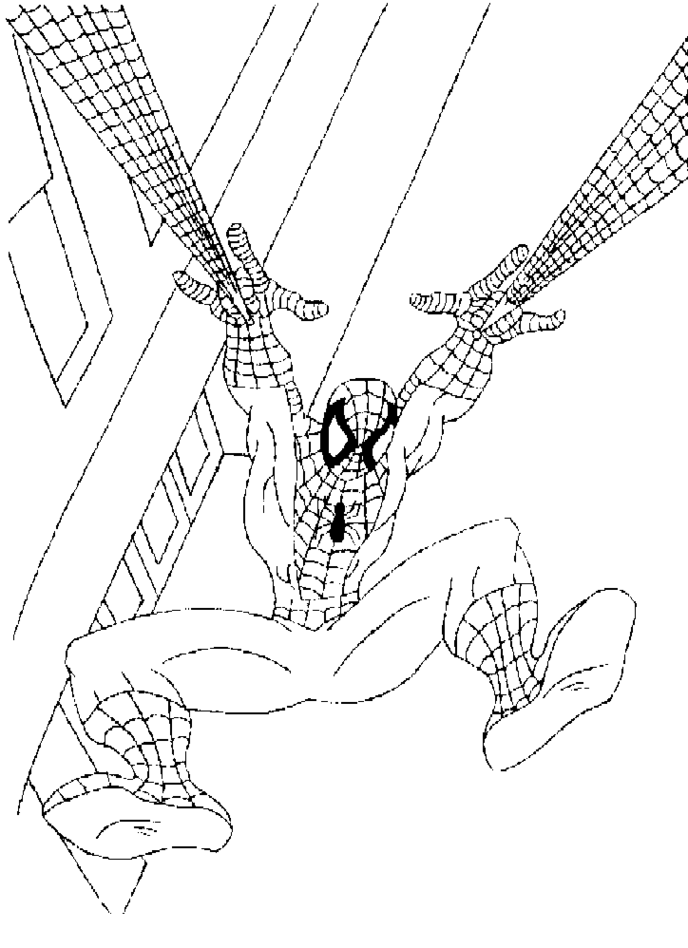 Spiderman Coloring Pages | Coloring Lab