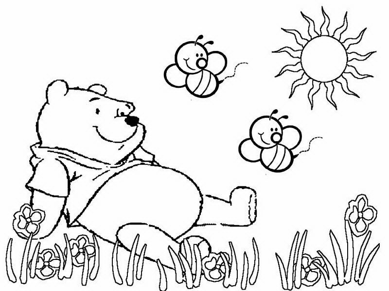 Garden Coloring Pages Coloring Home