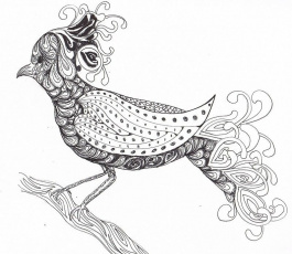 Coloring Pages Zentangle
