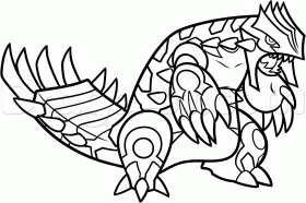 Primal Kyogre Coloring Page 11 pics of blastoise coloring pages - pokemon blastoise coloring