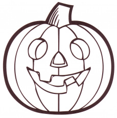 pumpkin coloring pictures | Only Coloring Pages