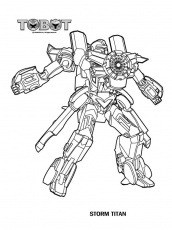 Free Tobot coloring pages. Download and ...mycoloring-pages.com