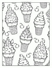 Amazon.com: Sweet Treats: A Coloring Book (9781532805509): Janelle Dimmett:  Books | Coloring books, Coloring pages, Online coloring pages