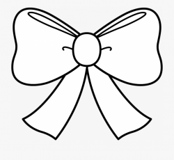 Clip Art Ribbon Bow Drawings - Jojo Siwa Coloring Page ...