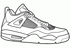 Free Air Jordan Coloring Pages To Print Printable Nike Shoes Michael Lebron  James – Dialogueeurope
