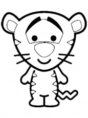 Cute Disney coloring pages. Free Printable Cute Disney coloring ...
