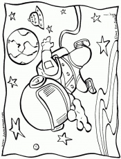 Science Coloring Pages Preschool Science Coloring Pages Printable ...