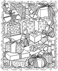 Very Good Christmas Coloring Pages For Adults Free - Best ...
