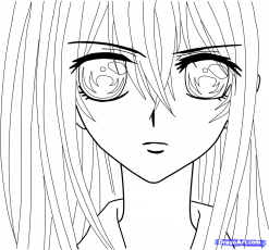 anime vampire girl coloring pages emo - gianfreda.net - coloring home - Anime Vampire Girl Coloring Pages